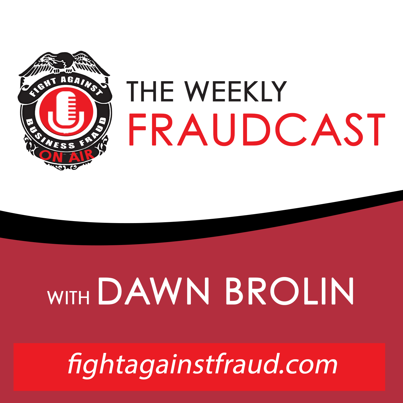 Artwork for 7. Compliance Conversation with Jaime from ComplyRight by The Weekly Fraudcast