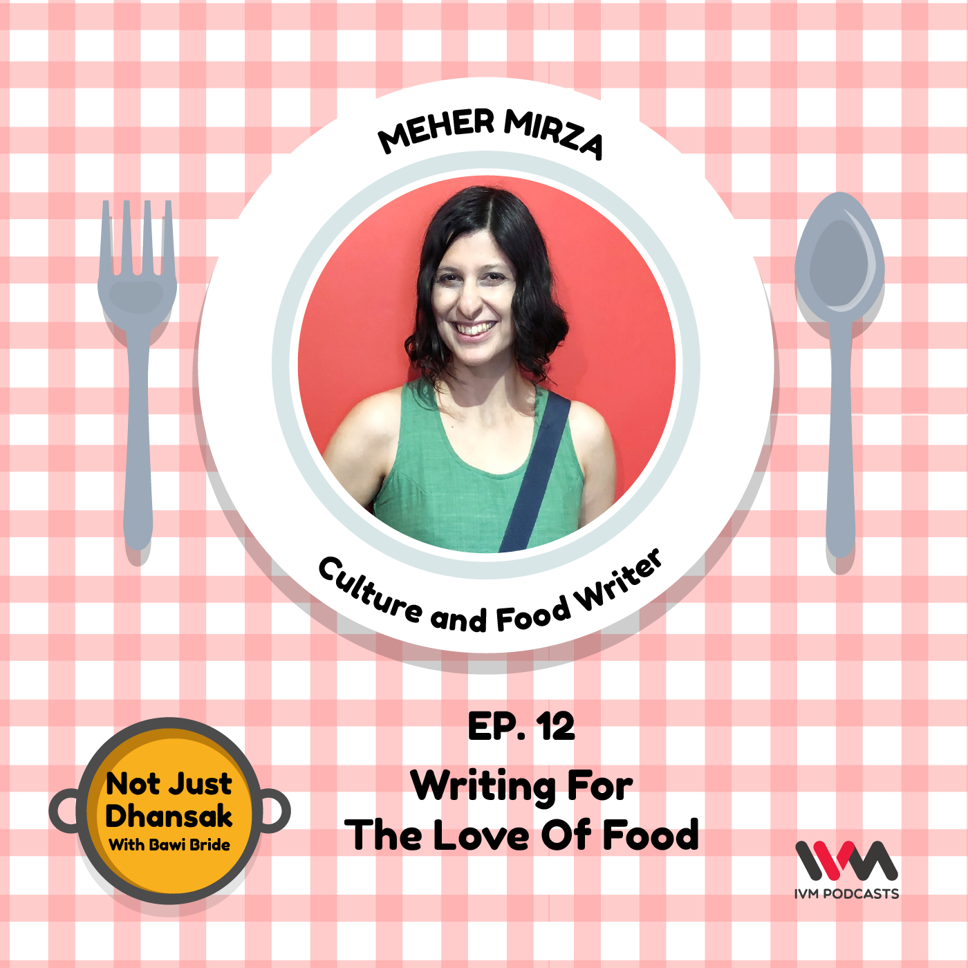 Ep. 12: Writing For The Love Of Food