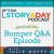 195 - Bumper Q&A Episode show art
