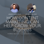 Artwork for #59 How Content Marketing Can Help Grow Your Business with Julio Guevara