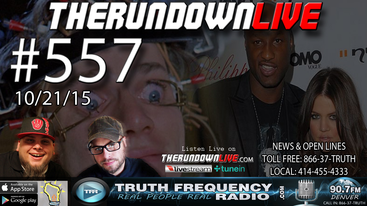 The Rundown Live #557 (Back to the Future 2015?,Gun Control)