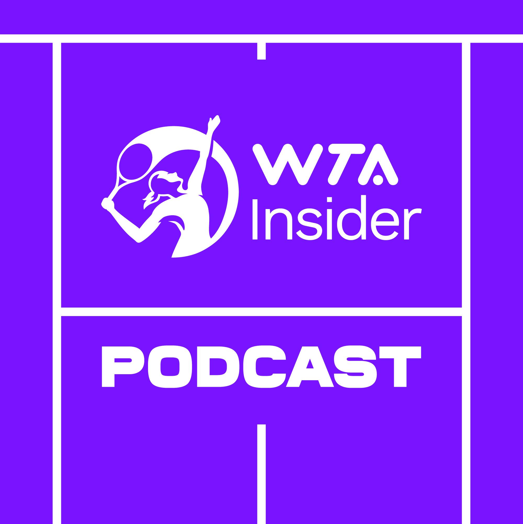 WTA Insider Podcast show art