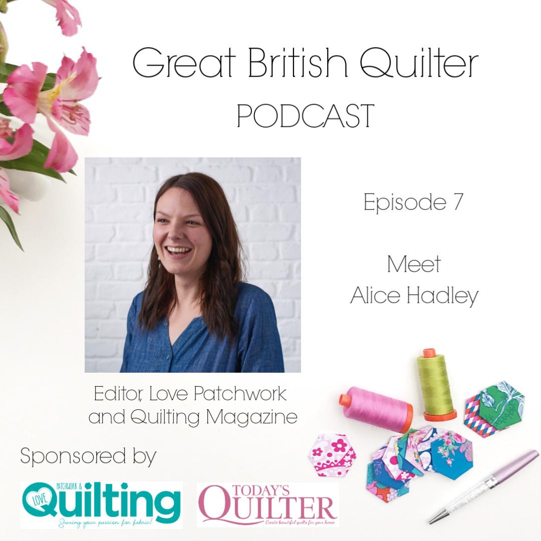 Episode 7 - Alice Hadley