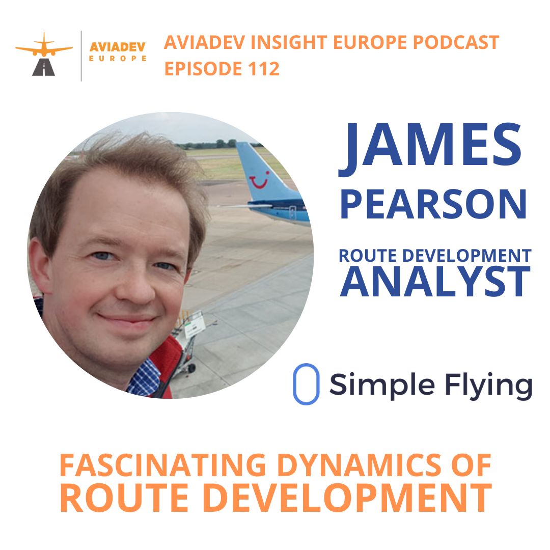 Episode 112 with James Pearson: Fascinating dynamics of route development