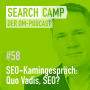 Artwork for Das SEO-Kamingespräch: Quo Vadis, SEO? [Search Camp Episode 58]