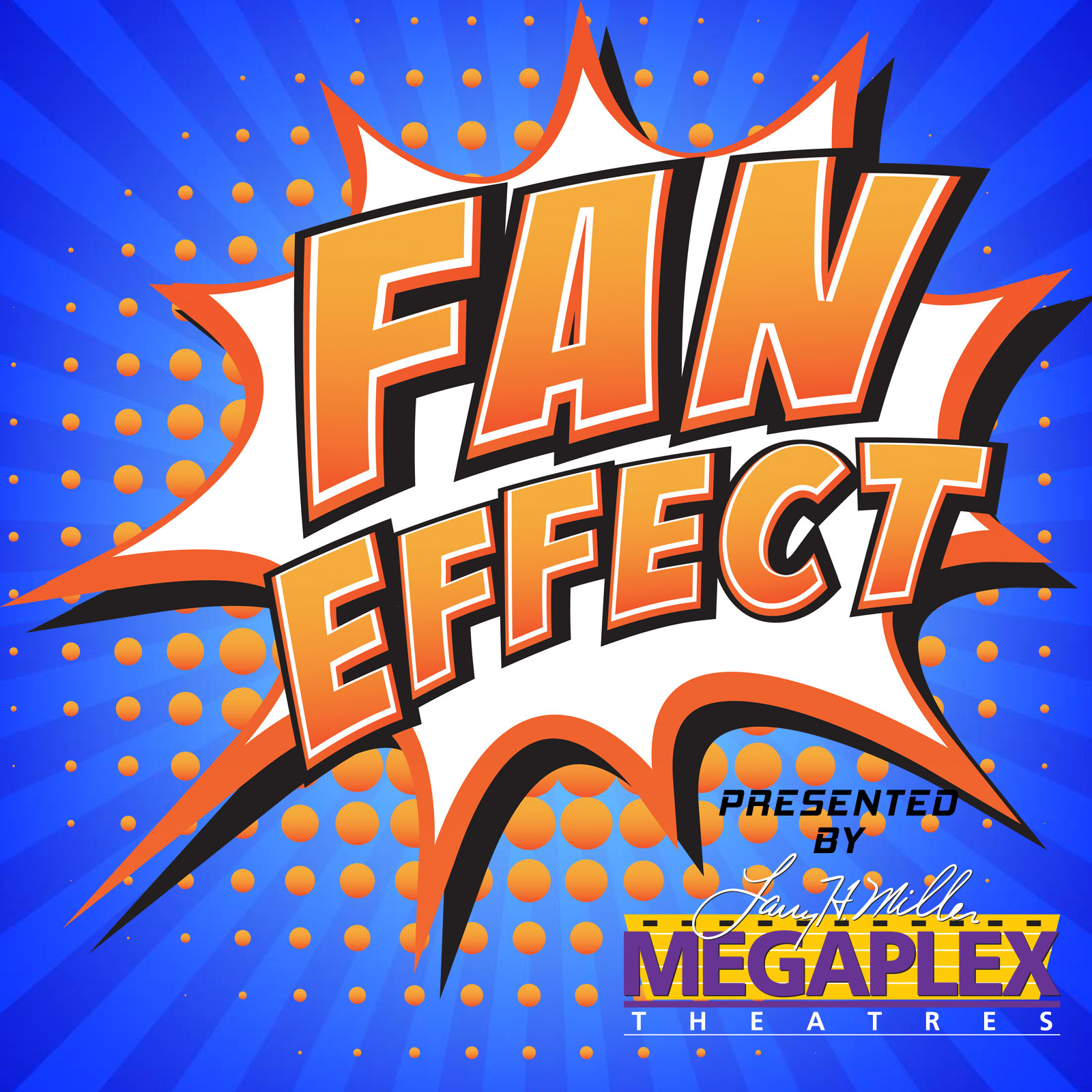 Artwork for Kristian Odland (One Minute Critic) Joins Fan Effect