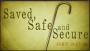 Artwork for Saved, Safe and Secure John 10:27-29