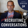 Artwork for Richard discusses how being disciplined in your recruiting efforts equals growth, and growth equals freedom!