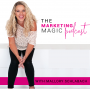 Artwork for #102: Launch Magic and How to Do it Well with Amy Flaherty