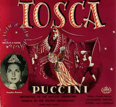 A Tosca for the Ages!!
