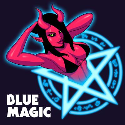 Blue Magic show image