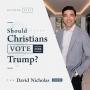Artwork for Episode 2: Should Christians vote for Trump?
