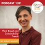 Artwork for Plant-Based and Sustainability Trends – Dr. Shelley Balanko