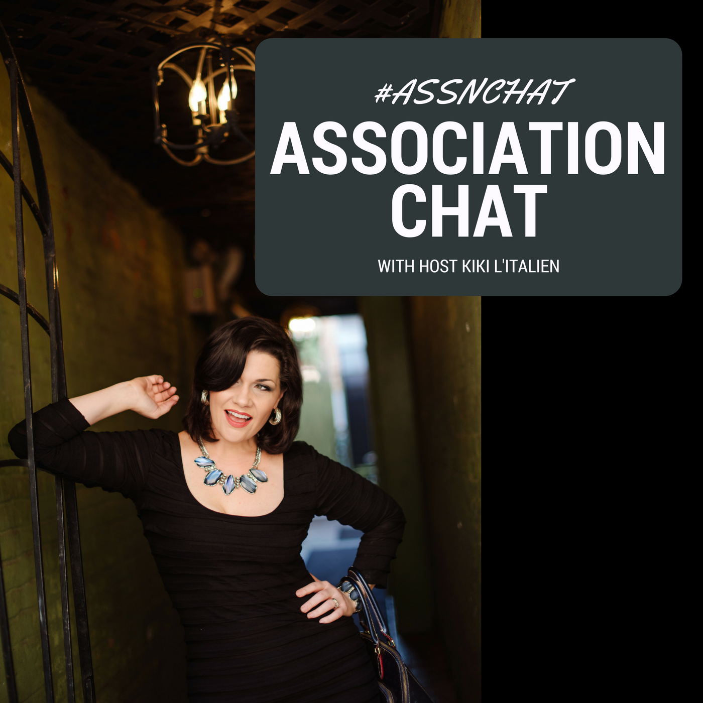 Association Chat Podcast show art