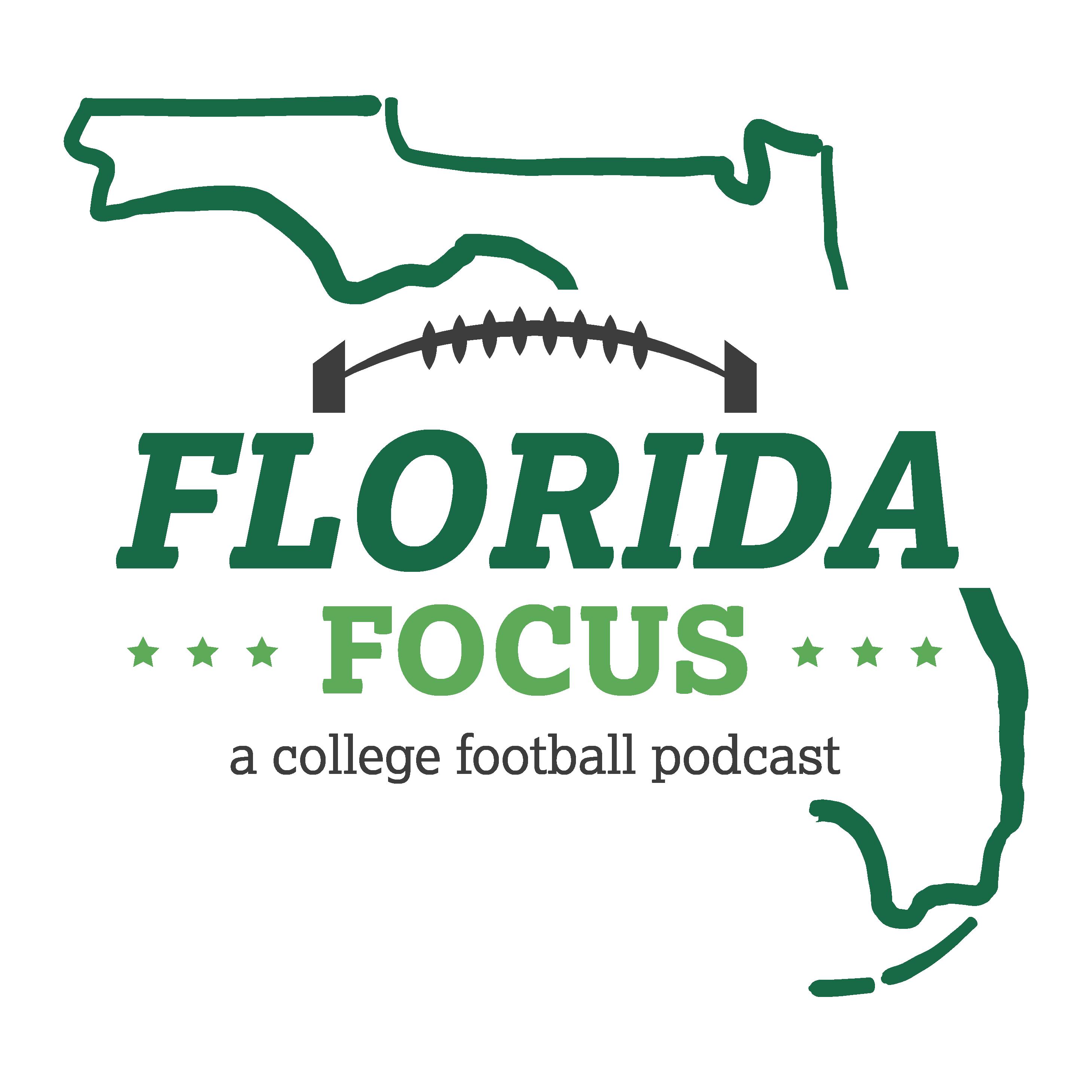 Florida Focus: A College Football Podcast show art
