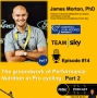 Artwork for FTP #14: James Morton, PhD - Part 2: The groundwork of Performance Nutrition in Pro cycling