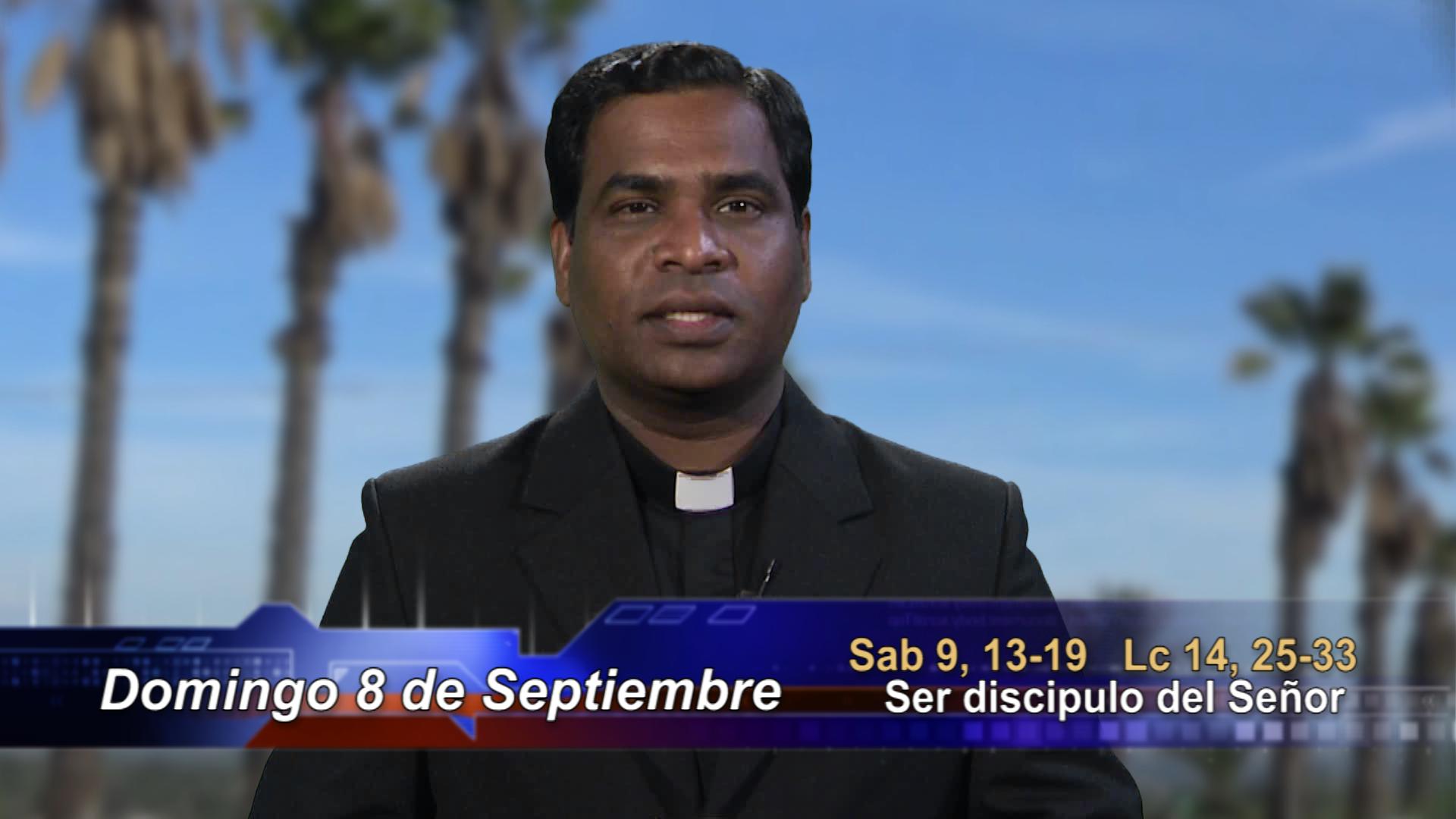 Artwork for Dios te Habla con Fr. Deeber Yonas, SVD; Tema el hoy: SER DISCÍPULO DEL SEÑOR