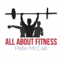 Artwork for Pete McCall presents All About Fitness with Sonja Friend-Uhl