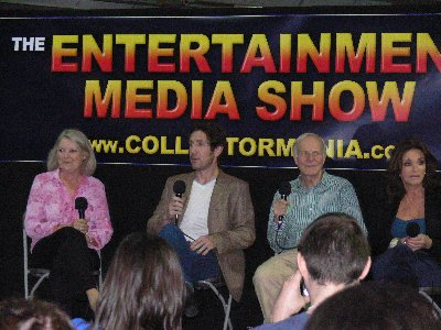 Tim's Take On: Episode 105(Dr Who Classic Series Panel at Entertainment and Media Show 2011)