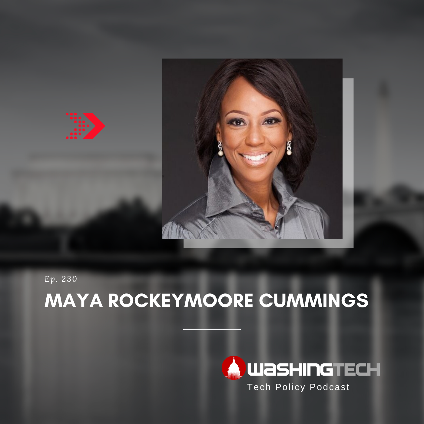 Maya Rockeymoore Cummings