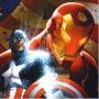 Artwork for Episode 32 - Superhero Team-Ups