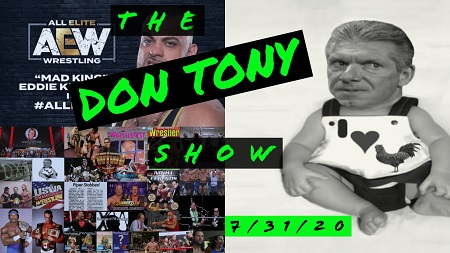 Artwork for The Don Tony Show (YouTube) 07/31/2020