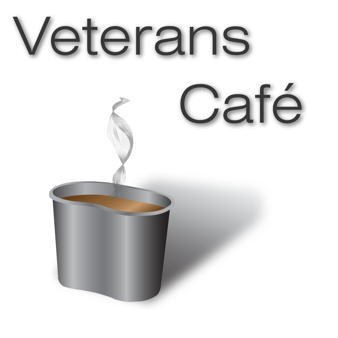 Veterans Cafe Podcast - Military Veterans and Soldiers show art