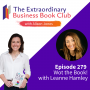 Artwork for Episode 279 - Wot the Book! with Leanne Hamley