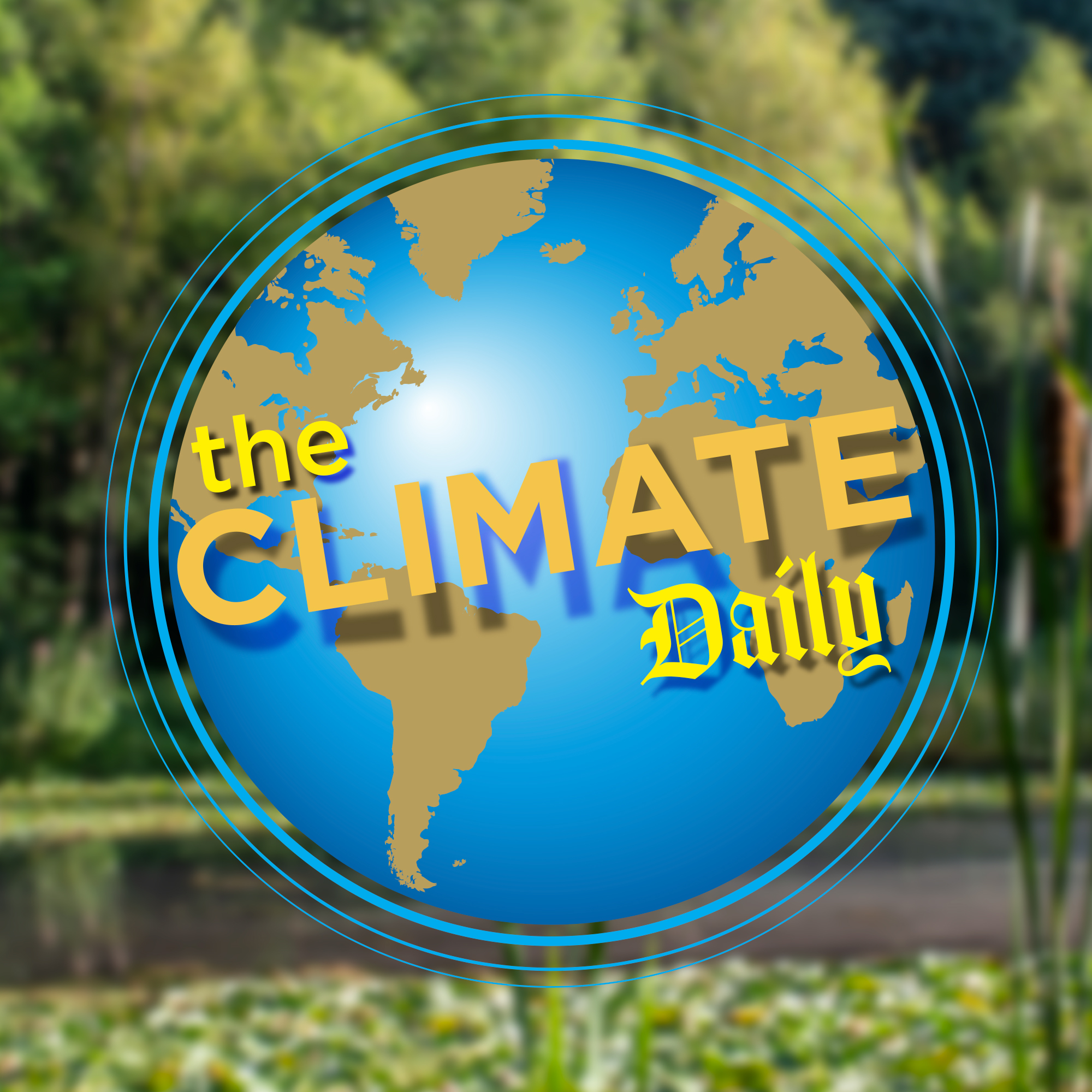 """Meet Climate Spy Linda Zall, NASA Touts New Climate Satellite, EU Announces It's """"Fit for 55,"""" Germany & USA Go Next Level Green!"""