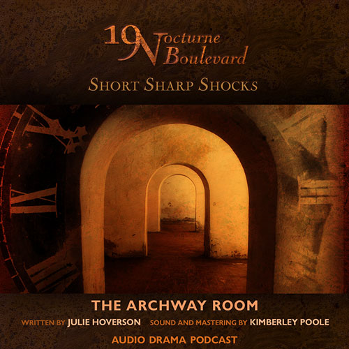19 Nocturne Boulevard - The Archway Room - Happy Halloween!