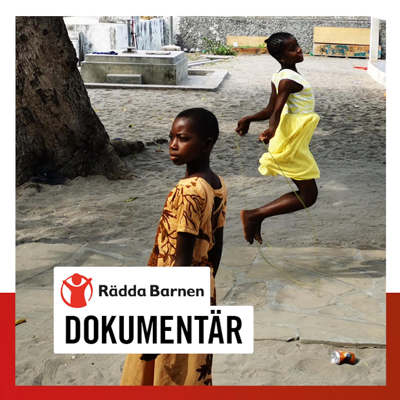 Rädda Barnen Dokumentär show art