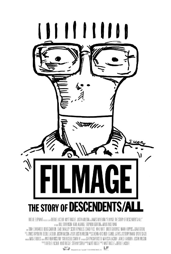 Ep. 70 - Filmage: The Story of Descendents/All (Color Me Obsessed vs. Anvil: The Story of Anvil)