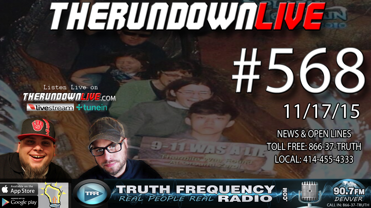 The Rundown Live #568 (Cops are Robbers Now,Fake Social Media Profiles)