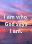 Artwork for Who God Says I Am