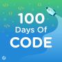 Artwork for #100DaysOfCode Motivation Podcast – Trailer