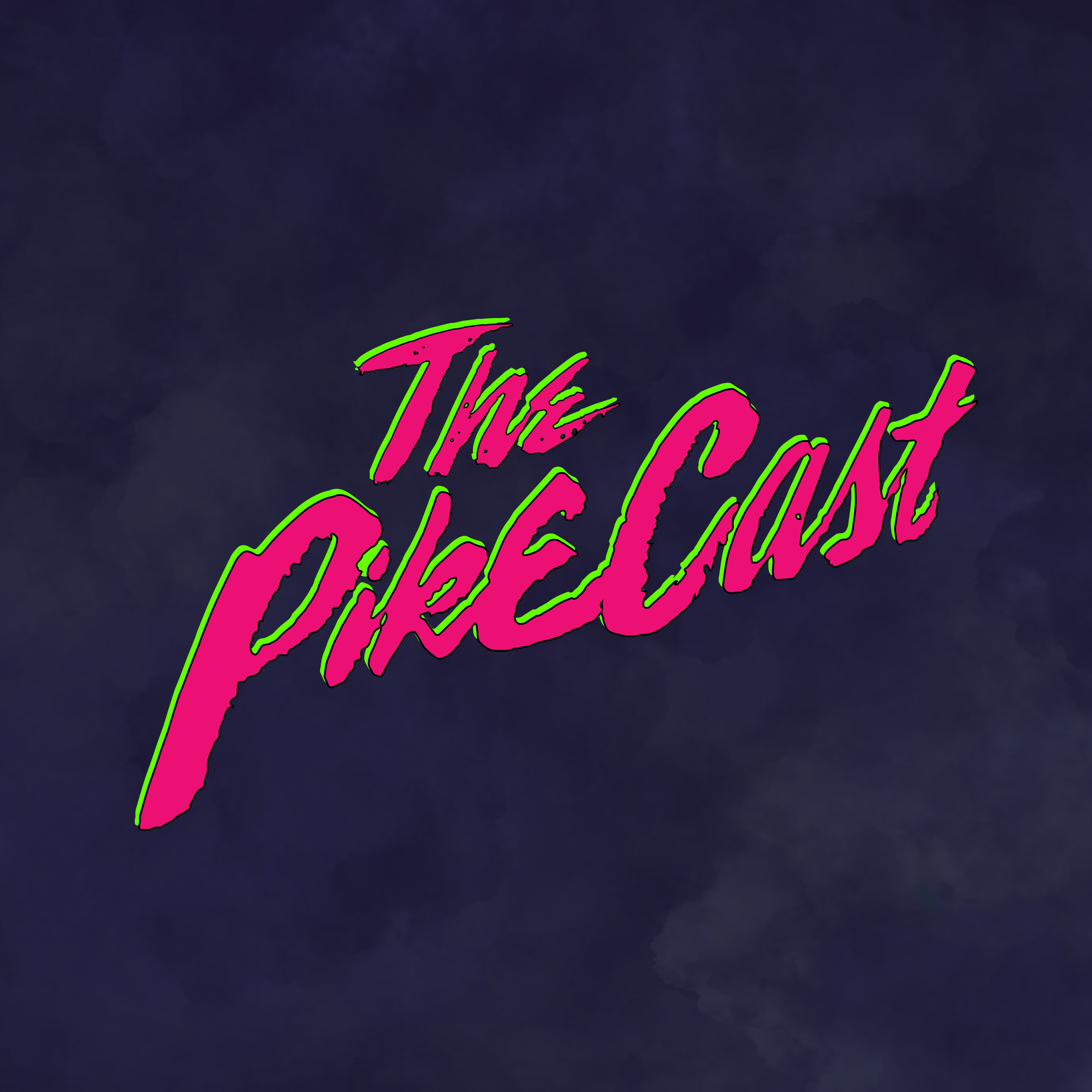 The PikeCast: A Book Club Podcast On Christopher Pike show art