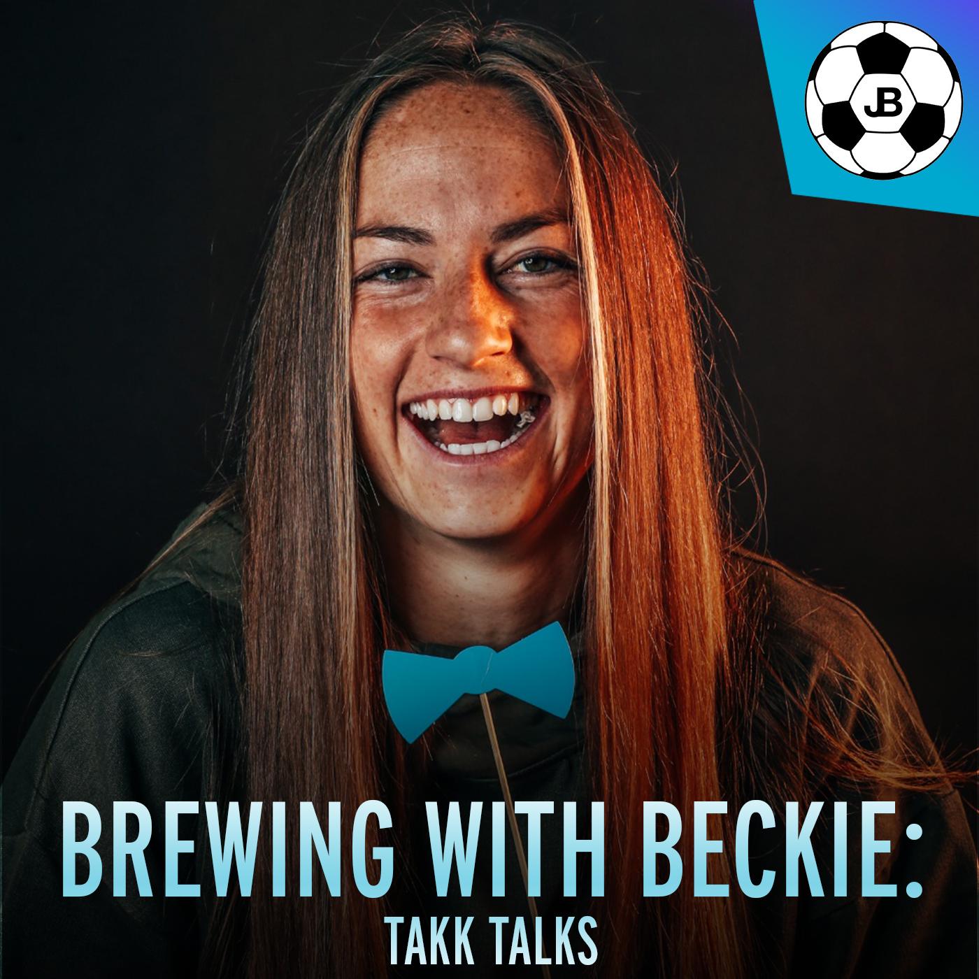 Brewing With Beckie | Takk Talks