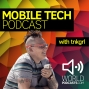 Artwork for MWC 2019 recap and Galaxy S10+ review with Brian Heater of TechCrunch