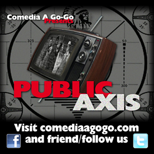 Public Axis #17: Dianah McGreehan