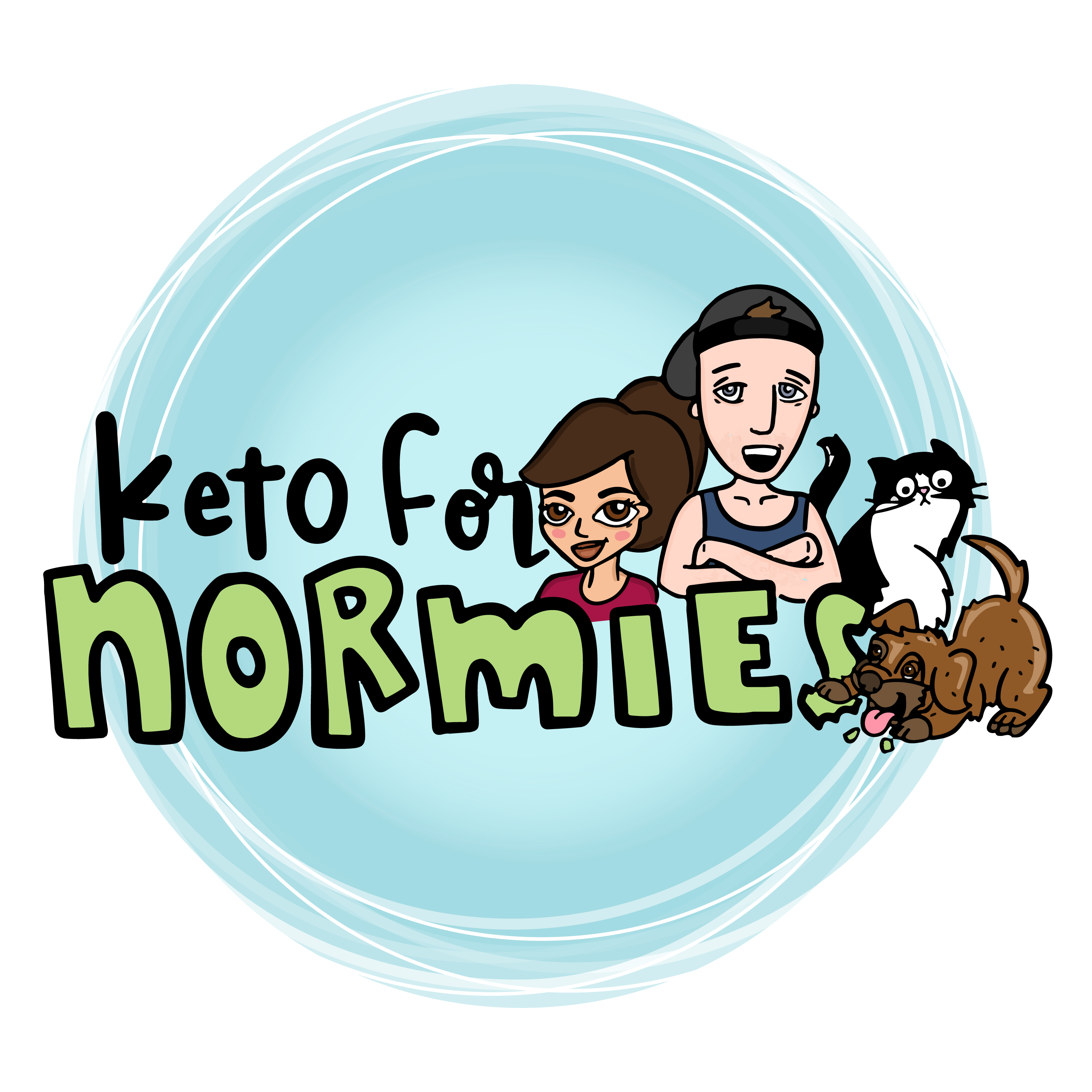 Artwork for #01: Keto For Normies