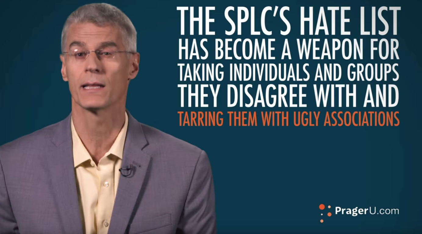 SPLC a Hate Group at HoaxAndChange.com