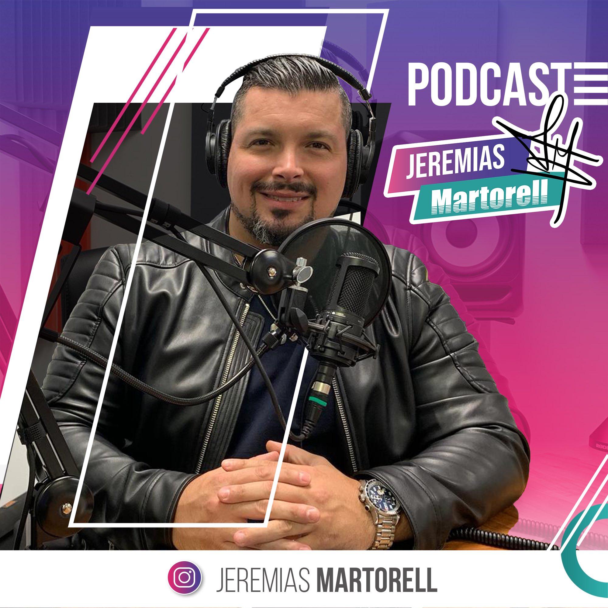 Artwork for Maria Laya, presidenta de los Premios Mara, en el podcast en vivo con Jeremias Martorell - #22