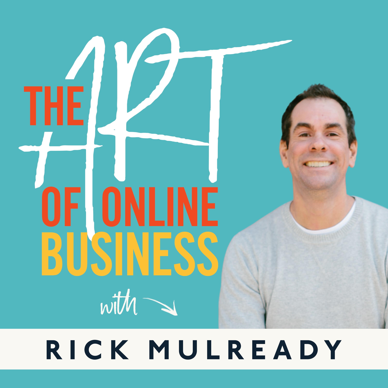 The Art of Online Business show art
