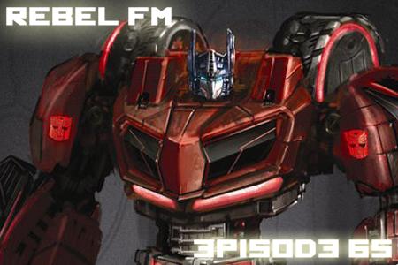 Rebel FM Episode 65 - 06/25/10