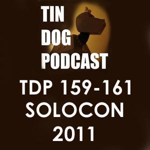 TDP 162 (159-161) Solo Con 2011 Omnibus