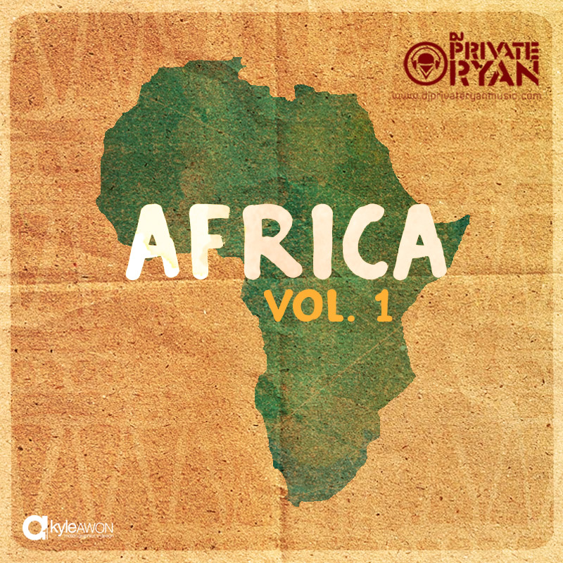 Private Ryan Presents Africa Volume 1