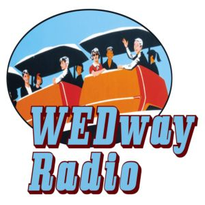 WEDway Radio #033 - Disney Artist Tom Gilleon interview (repost with improved audio)