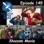 Artwork for The Earth Station DCU Episode 145 – Shazam Movie