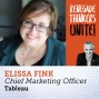 Artwork for 7: Leading with Enthusiasm - Guest, Elissa Fink of Tableau