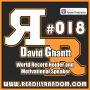 Artwork for David Ghantt | World Record Holder and Mastermind